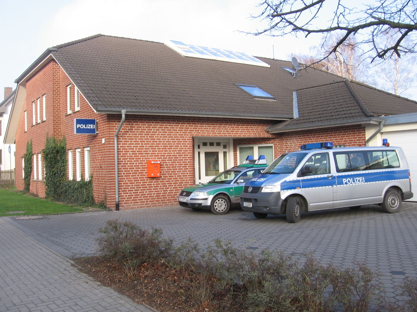 Polizeistation Dissen